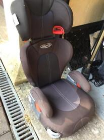 Graco forward facing car seat