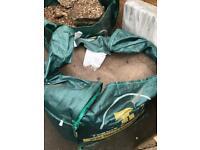 3/4 bag sharp sand