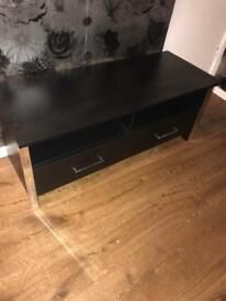 Tv stand, nest tables curtains etc