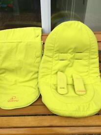 Quinny Mood Sulfur Yellow