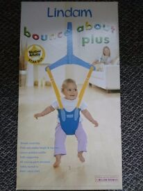 Lindam Baby Bounce About Plus Over Door Bouncer