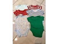Baby Vest Bundle 3-6 months