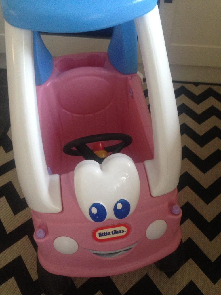 Little Tykes Cozy Coupe - Pink
