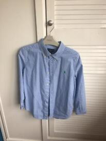Boys Ralph Lauren shirt 7yr
