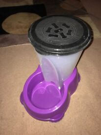 Animal feeder for cats/dogs *FREE* collect asap