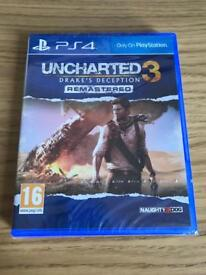 Uncharted 3 PS4