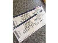 Russell Howard's tickets for tonight at metro radio arena