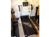 Running machine - Reebok I-run treadmill