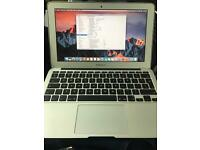 Apple MacBook Air 11 2012 1.7ghz i5 4gb only 93 cycle excellent condition
