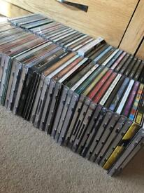 Over 80 CD's - wide range of artists