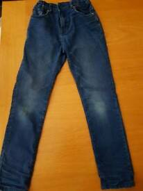 Boys River Island Jeans age 10