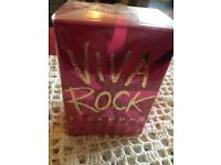 Viva Rock perfume.