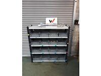 Shelving Heavy Duty & Storage bins