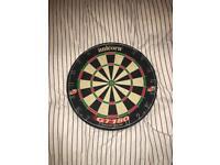 Unicorn pro dart board