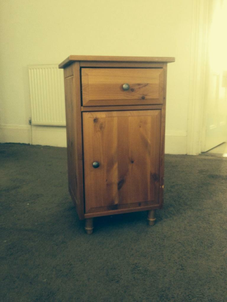 Ikea Bedside Table In Bournemouth Dorset Gumtree