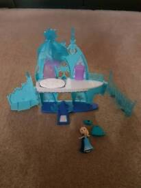 Elsa castle playset