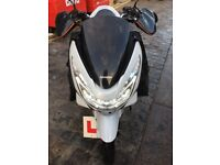 Honda PCX 125CC with great condition 2017