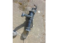 Vintage Cast Iron Water Pump