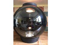 Fish Tank - Biorb SpyOrb Black with Halogen Light - 30L - Brand New