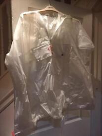 Calvin Klein - men's rain cover/cagoule - never been worn