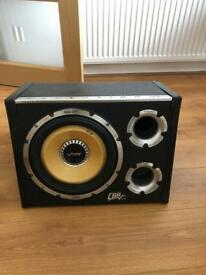 Evolution 1600 watts Subwoofer