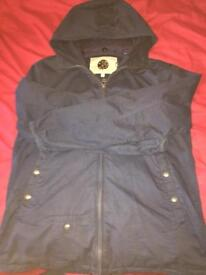 Pretty green jacket (navy blue)