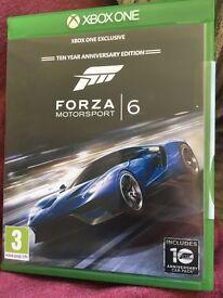 Forza 6 brand new