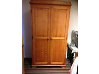 Solid Pine Wardrobe for sale,..