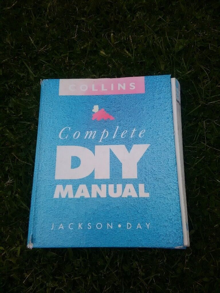 Collins complete diy manual book in uddingston glasgow gumtree collins complete diy manual book solutioingenieria Choice Image