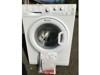Hotpoint Washing machine (delivery and installation available)