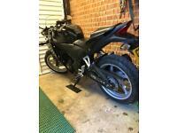 CBR250RB HONDA Motorcycle