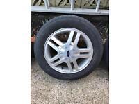 """Ford (Focus/Fiesta/Escort) Zetec 15"""" Alloy wheels"""