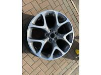 """20"""" Alloy For Vauxhall Insignia VXR"""