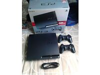 PlayStation 3 And Games.