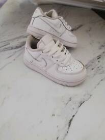 Nike air force one size uk 7.5