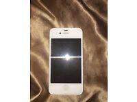 I phone 4 on ee