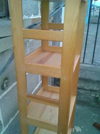 Pine Shelving unit