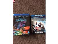 Fast and furious 1-5 blu ray