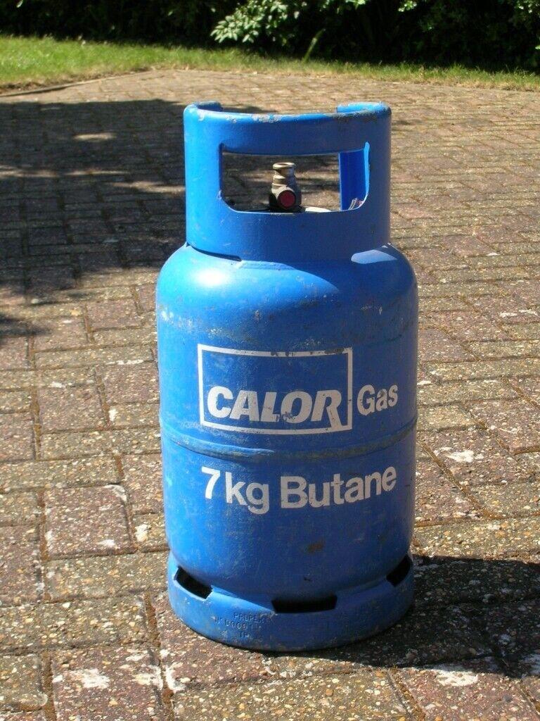 7kg Calor Butane Gas Bottle - Empty | in Hadleigh, Suffolk ...