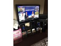 "Panasonic viera 50"" full HD tv"