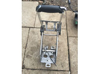 ford galaxy mk3 hand brake leaver for supply and fit call parts thanks