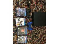 PS4 PlayStation and extras