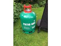 PATIO GAS 13.5KG FULL £45 NO OFFERS