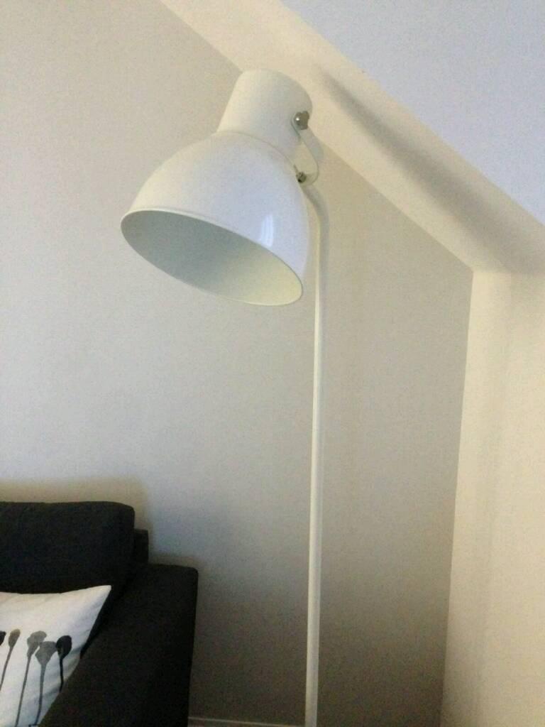 Ikea hektor floor lamp