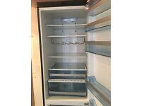 Stainless Steel Fridge Freezer