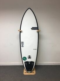 """Alone 5'8 Captain Epoxy Surfboard - 5'8 x 20"""" x 2 1/2"""" Captain (31.9 Litres)"""