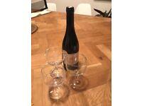 40 wine glases