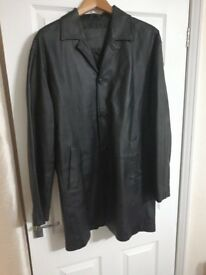Orginal Leather jacket size M Union River