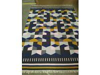 TÅRBÄK Rug, flatwoven, handmade/multicolour170x240 cm IKEA MILTON KEYNES #bargaincorner