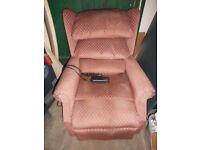 Cosi rise & recliner electric chair armchair dual motor